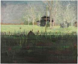 Peter Doig, landscape artists