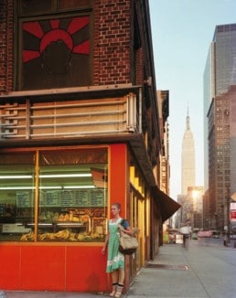 American photographers, Joel meyerowitz