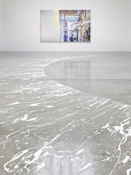 Sarah Sze, Bonakdar upstairs gallery