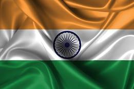 Indien Flagge (GeniusMinus - Fotolia.com)