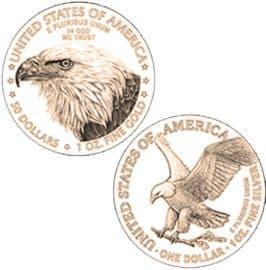 American Eagle, Goldmünze, 2021