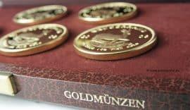 Goldmünze, Krügerrand (Foto: Goldreporter)