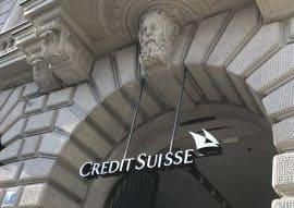 Credit Suisse (Foto: Goldreporter)