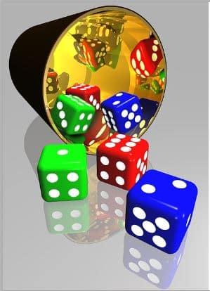 L'enquête révèle que les gens chanceux adoptent dans leur vie des comportements souvent à l'envers de la moyenne des autres personnes. Les gagnants aux jeux de hasard sont capables de percevoir les périodes de veines pour jouer.