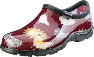Waterproof Women's Garden Shoes from Sloggers