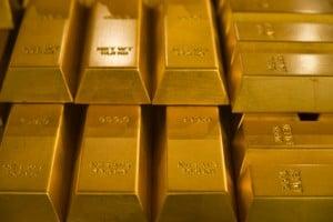 Gold, Goldreserven. Niederlande