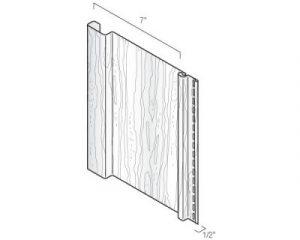 Board & Batten Vertical Siding Woodgrain London Company