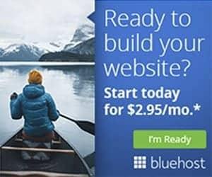 build your website today