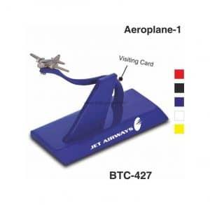 Aeroplane Desktop Card Holder - BTC-427