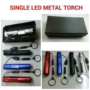 Single LED Torch