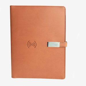 WDPB5000 - Wireless Powerbank Diary 5000 mah