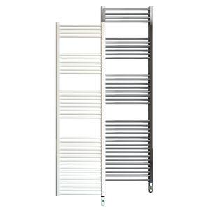 Rointe Elba Pro electric towel rail 1000 W in white or chrome