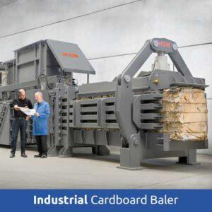 industrial-horizontal-cardboard-baler