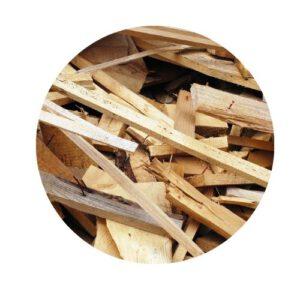 Abfallmanagement - Altholz