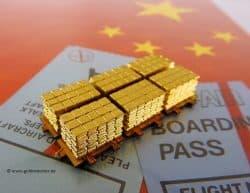 Gold, Goldmarkt, Schweiz, China (Foto: Goldreporter)