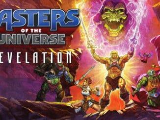 masters of the universe revelation parte 1 netflix