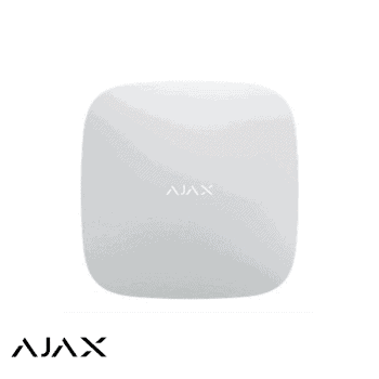 AJAX Centrale HUB WIT GSM EN LAN