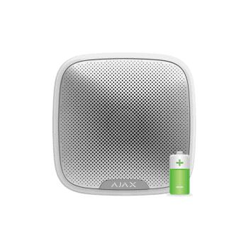 AJAX buitensirene batterij