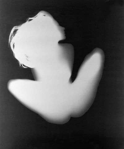 Floris Neusüss - Untitled nudogramm - 1963