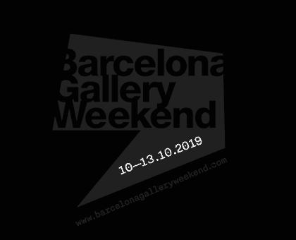 Barcelona Gallery Weekend logo