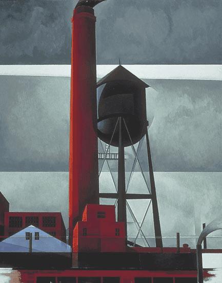 Precisionism Charles Demuth