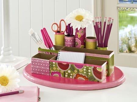 Organize Home Office Supplies