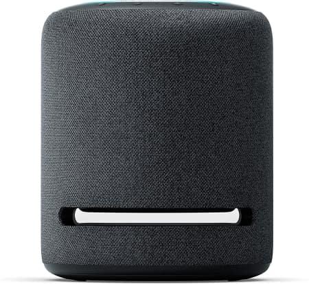 Amazon Echo Studio compatible con Dolby Atmos