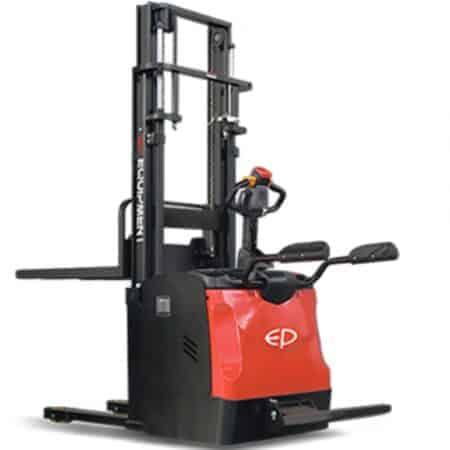 ES16-RS/RS16-RSI/ES16-16RAS/ES20-20RAS -Powered Pallet Stacker