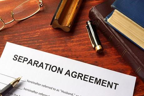 Separation Agreement Help