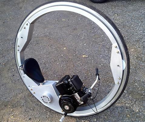 mclean 5hp monocycle