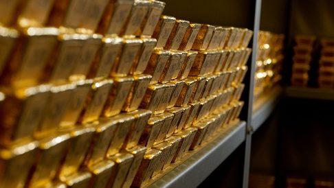 Gold, Goldbarren, Bundesbank