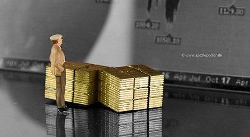 Goldpreis, Einstieg (Foto: Goldreporter)