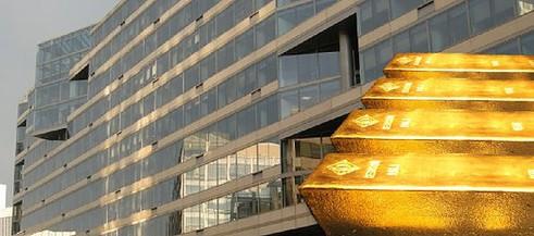 Gold, IWF, Goldbarren, Goldreserven (Foto: Goldreporter)