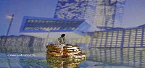 Gold, Goldpreis, EZB (Foto: Goldreporter)