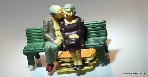 Gold, Vermögen, Altersvorsorge (Foto: Goldreporter)