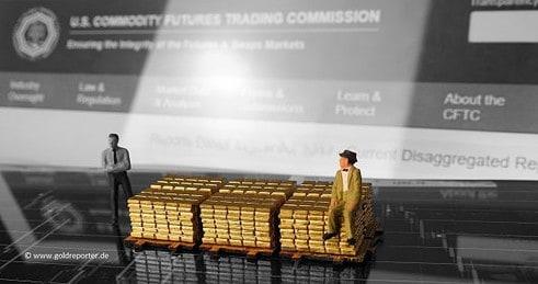 Gold, Goldmarkt, Futures, COMEX (Foto: Goldreporter)