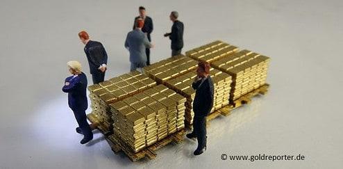 Gold, Goldpreis, Investitionen (Foto: Goldreporter)