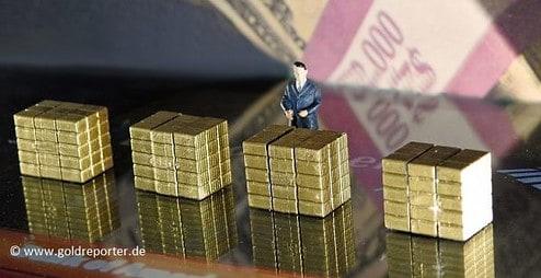 Gold, Goldpreis, Goldmarkt, Banken (Foto: Goldreporter)