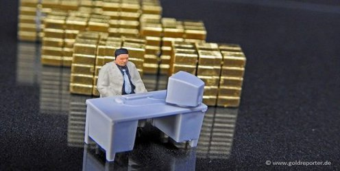 Gold, Goldmarkt, Futures (Foto: Goldreporter)