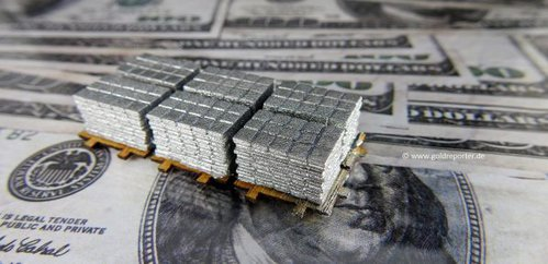 Silber, Silberpreis, Goldmans Sachs (Foto: Goldreporter)