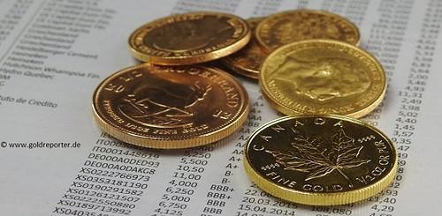 Gold, Goldpreis, Anleihen (Foto: Goldreporter)