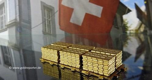 Gold, Switzerland