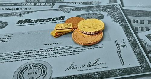 Gold, Aktien, Corona (Foto: Goldreporter)