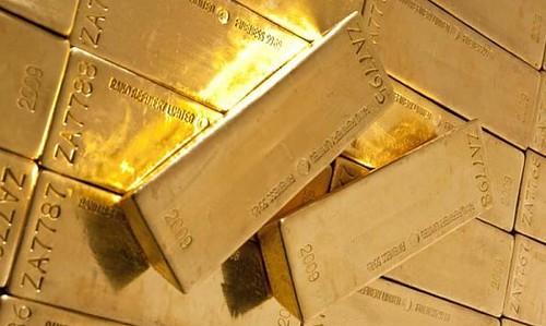 Gold, Goldbarren