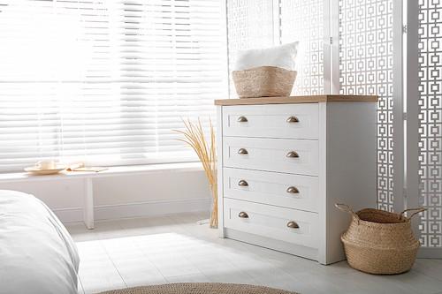 DIY Bedroom Organization - Dresser