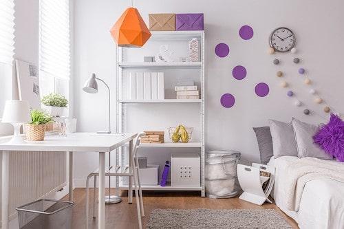Organize a Teen's Room