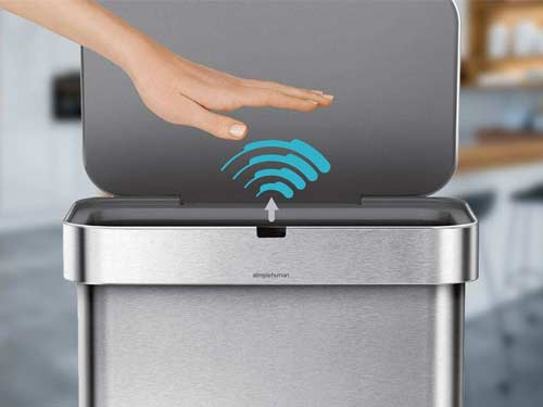 touchless-trash-cans-automatic-sensor-bin