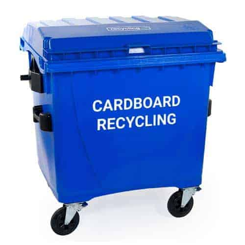 cardboard-container-waste-collection