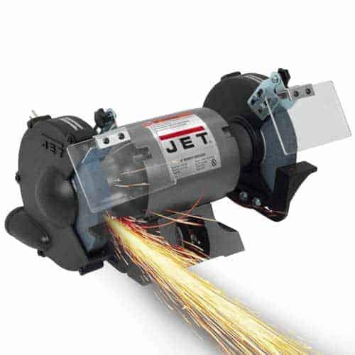 bench-grinder-spark-test-scrap-metal