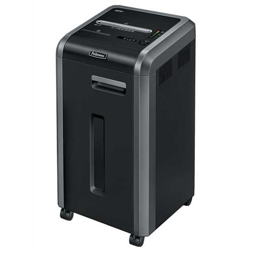 Fellowes-Powershred-225i-commercial-strip-cut-paper-shredder